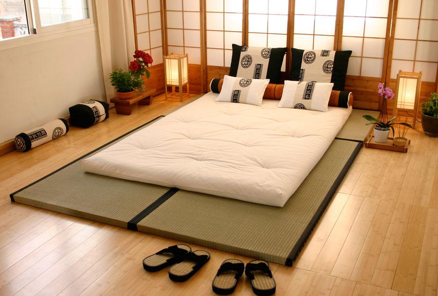 Tatami futon roselawnlutheran for Futon e tatami
