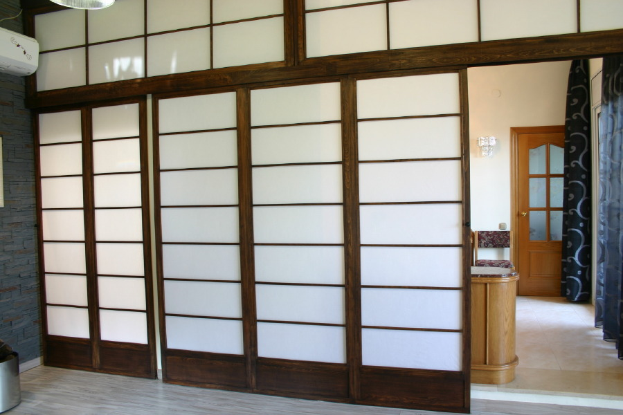 Biombo separador de ambientes biombo separador de - Paneles decorativos ikea ...